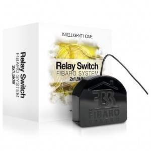 relay switch 2x15kw