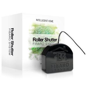 roller shutter left